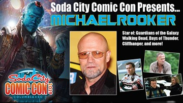 'Guardians of the Galaxy' actor coming to Columbia for Soda-City Comic Con