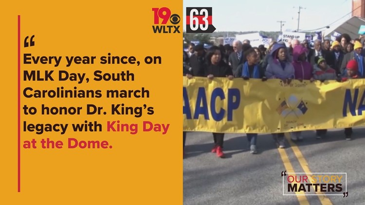 Our Story Matters: King Day at the Dome