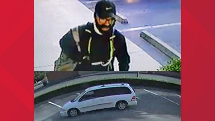 Orangeburg Fatz Café Robbery Suspect
