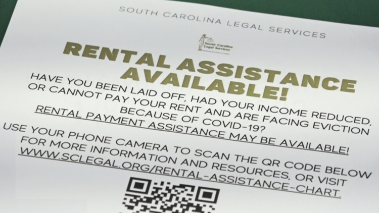 SC nonprofit working to help renters and landlords get housing assistance