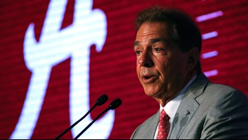 Saban on 2010: 'We got the lining kicked out of our britches'