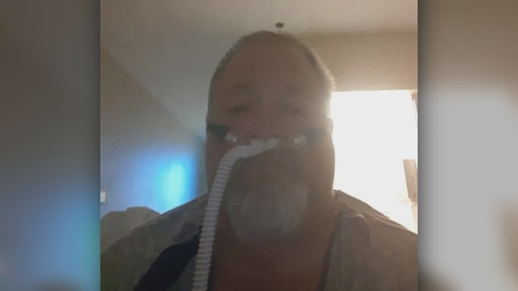 Sumter County man still recovering from COVID-19 nine months later