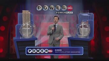 Power Ball Jan 22, 2020