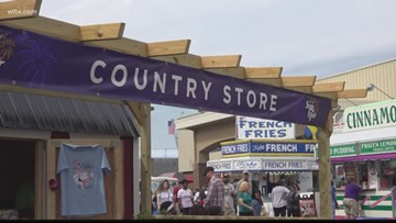 Country store is a new attraction at the SC State Fair