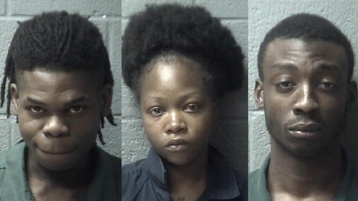 Four arrested after shooting in Orangeburg