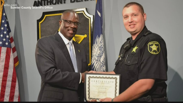 Fallen Sumter deputy Andrew Gillette has always been about 'service before self'