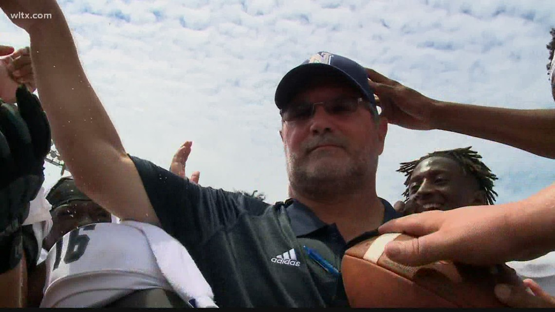 Longtime high school football coach will retire at the end of 2021