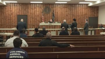 Columbia Housing Authority in court