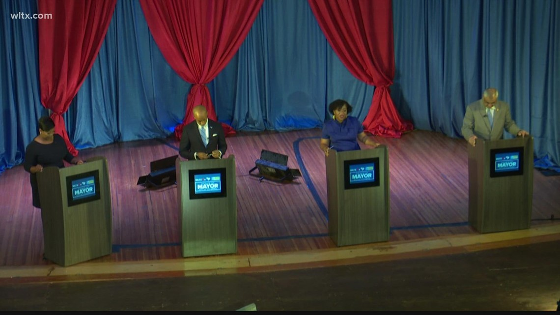 Columbia Mayoral Forum gives public chance to hear from mayoral hopefuls