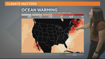 Climate Matters: Warming Rivers and Streams