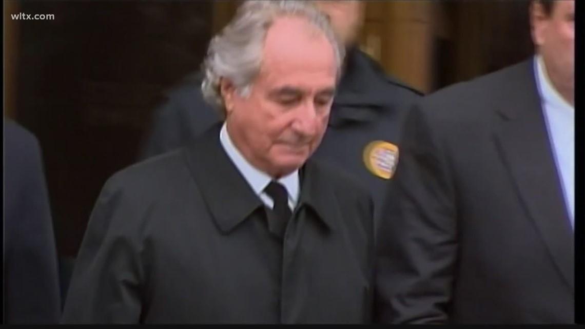 Ponzi schemer Bernie Madoff dies in federal prison at 82