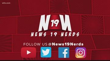 News19 Nerds' News Wrap-up: November 1, 2019
