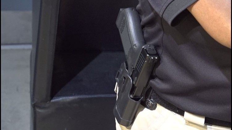 Law enforcement prepares for open carry law in SC