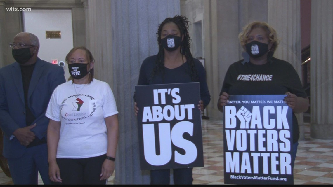 Community leaders ask governor for more action to fight COVID-19 in SC