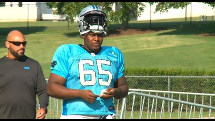 hot sale online 7b78b 80be8 Local Players Highlight Panthers Depth Chart | wltx.com