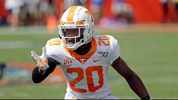 Judge dismisses domestic assault charge filed against UT's Bryce Thompson