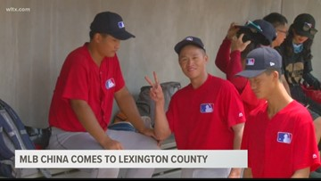 Lexington Rec. And Aging Hosts MLB China