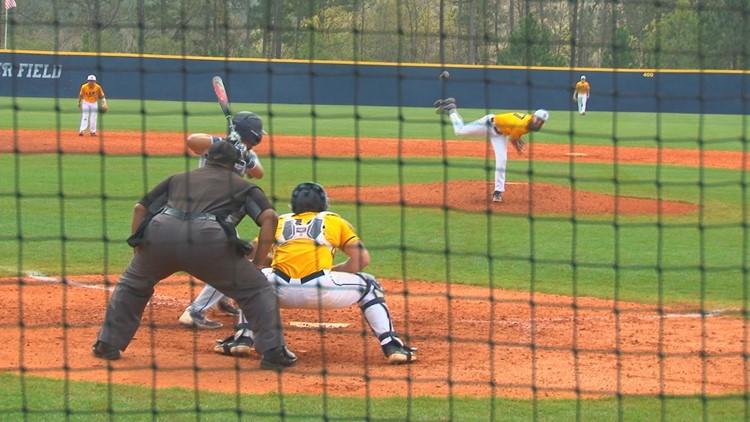 Baseball players are back on the diamond at CIU