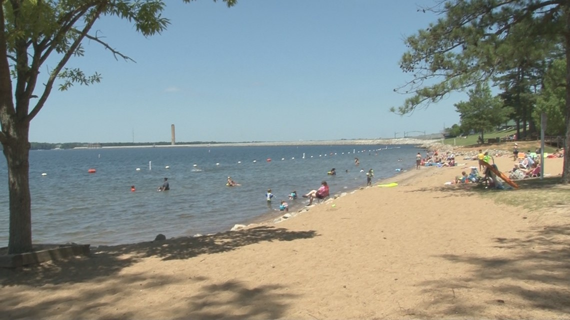Lake Murray Park to remain closed over Memorial Day Weekend