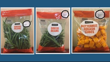 Marketside brand green beans, butternut squash recalled for possible listeria contamination