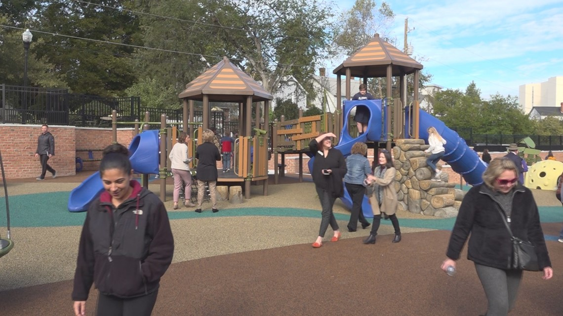 West Columbia park to close temporarily to finish contractor work