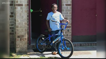 'Working for Wheels' program gives free bikes to Orangeburg students