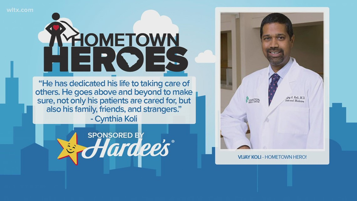 Hometown Hero: Dr. Vijay Koli