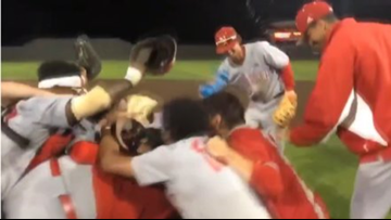 Newberry Wins First Ever SAC Baseball Title