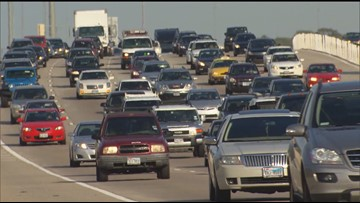 SCDOT lifts temporary lane closure halt as holiday travelers return home
