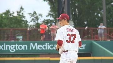 USC's Cam Tringali named to SEC Community Service Team