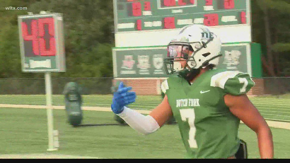 Dutch Fork receiver is transferring to IMG Academy