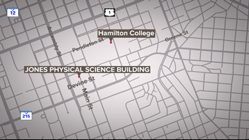 Man tried to touch women in USC bathrooms, police say