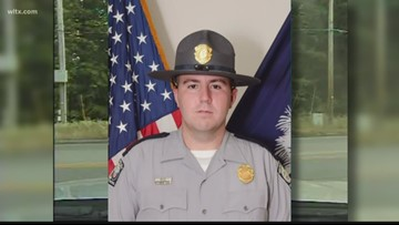 Dash camera video released in York county trooper shooting