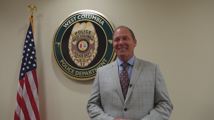 'Thank you for the opportunity': West Columbia police chief retiring after nearly four decades of service