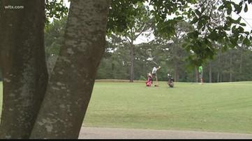 Elliott Pope's marathon golf outing raises money for charity