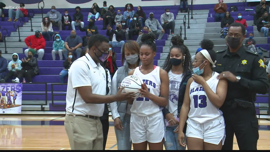 Player of the Week - Laila Acox