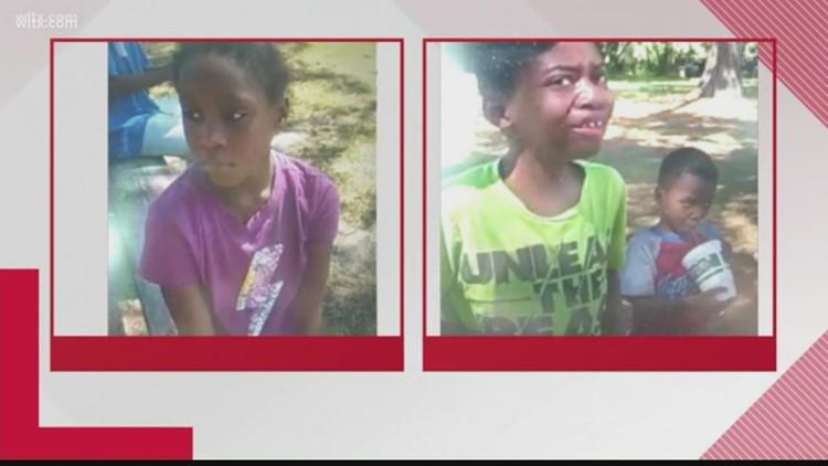 Missing Orangeburg children found safe