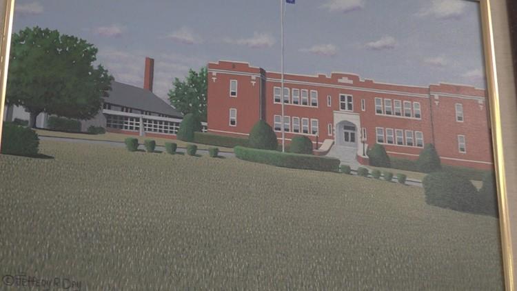 Old Batesburg Leesville High