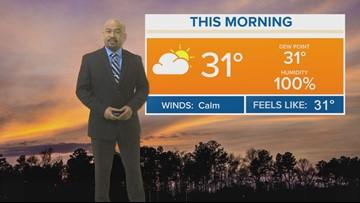 Efren Afante's Thursday Forecast