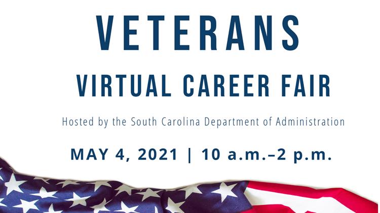 Virtual career fair for veterans