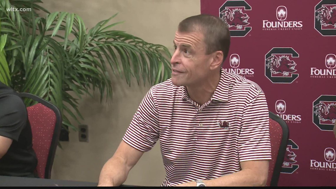 One on One with new South Carolina swimming and diving coach Jeff Poppell