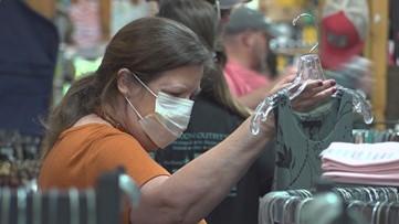 Businesses see spike in customers ahead of Memorial Day weekend