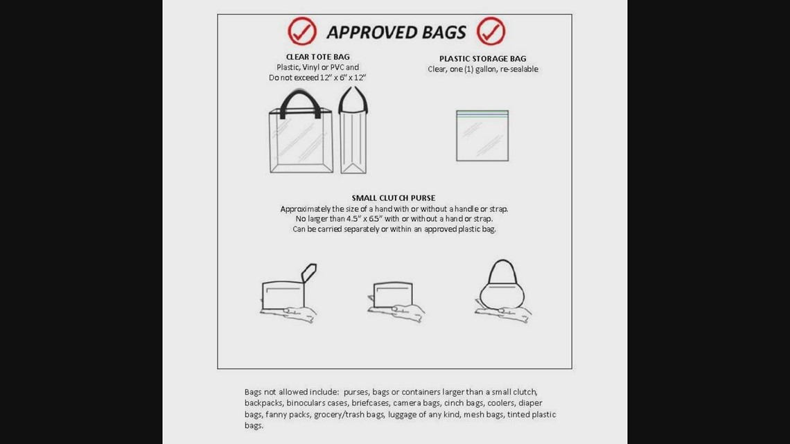 Clear bag requirement implemented in Lexington-Richland 5