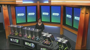 Evening Lottery Results Jan 25, 2020