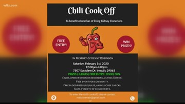 Irmo Chili Cook Off honors late community member