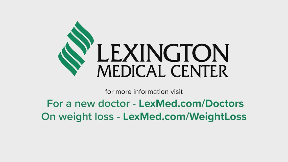 Lexington Medical Center: Losing weight