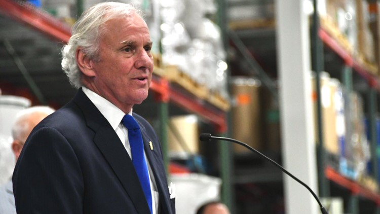 Gov. McMaster issues order to recruit medical, pharmaceutical supply manufacturers to South Carolina