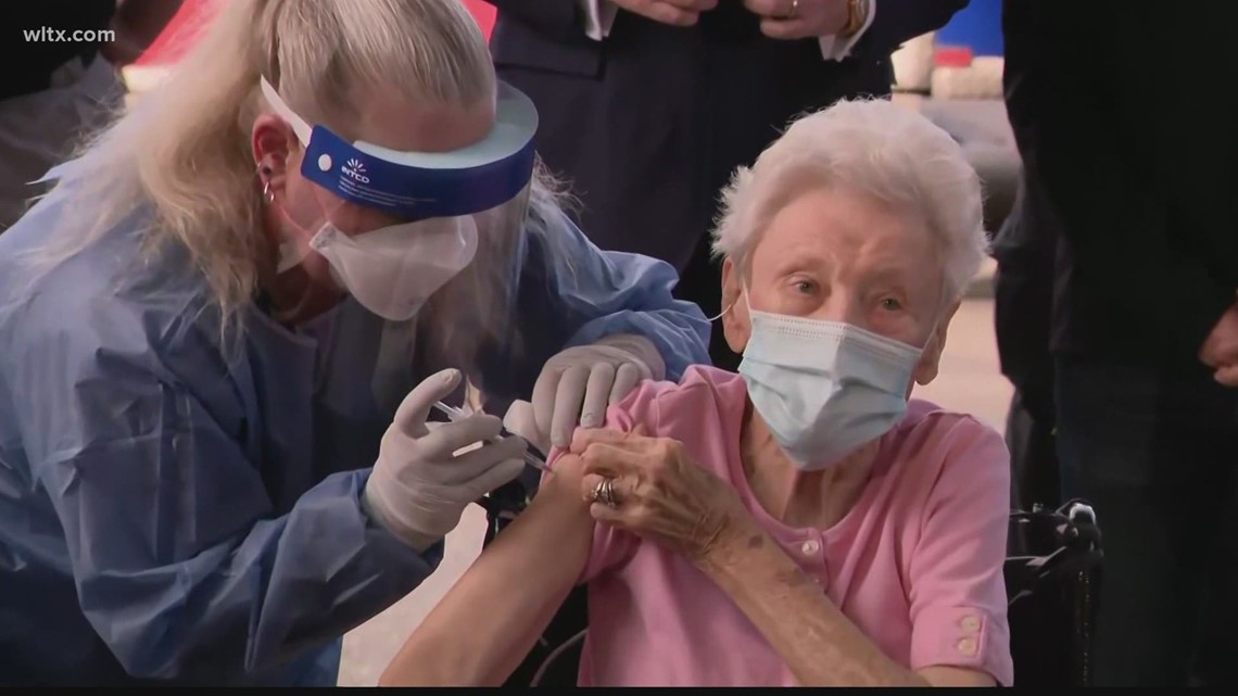 One year later, SC nursing homes nearing full vaccination