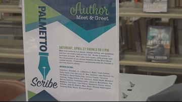 Looking to meet a local author? 25 of them will be at an Irmo library this weekend