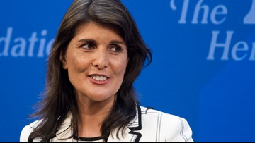 Nikki Haley tweets Democrats are only ones mourning Iran general